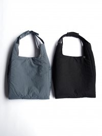 【2019AW】Wizzard [ウィザード] 3PARTS PADDING MARKET BAG <3パーツパディングマーケットバッグ> 2色展開