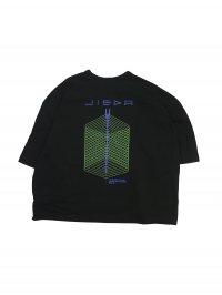 【2020SS】JieDa [ジエダ] × FRUIT OF THE LOOM GEOMETRIC T-SHIRT <フルーツオブザルーム ジオメトリックTシャツ> Jie-20S-CT06 4色展開