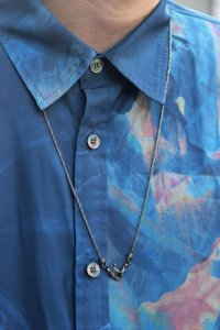 Garden of Eden [ガーデンオブエデン] ANTIQUE SPYRAL CHAIN NECKLACE <アンティークスパイラルチェーンネックレス> シルバー