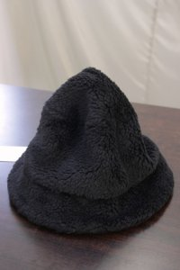 <img class='new_mark_img1' src='https://img.shop-pro.jp/img/new/icons2.gif' style='border:none;display:inline;margin:0px;padding:0px;width:auto;' />JieDa [ジエダ] BOA HAT <ボアハット> Jie-21W-GD12 2021AW/秋冬 ブラック