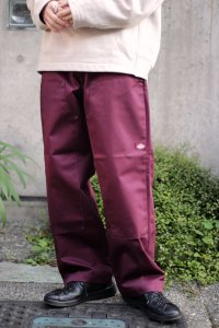<img class='new_mark_img1' src='https://img.shop-pro.jp/img/new/icons2.gif' style='border:none;display:inline;margin:0px;padding:0px;width:auto;' />JieDa [ジエダ] Dickies DOUBLE KNEE PRINT PANTS <ディッキーズコラボ ダブルニープリントパンツ> Jie-21W-PT08-A 21AW/秋冬 2色展開