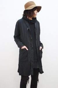 Wizzard / DOLMAN COAT<ドルマンコート> # ブラック