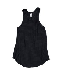 Wizzard / NET LONG TANK TOP<ネットロングタンクトップ> # ブラック