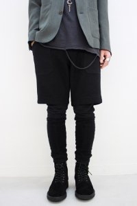 【2015AW 先行予約】 Wizzard / LAYERED PANTS<レイヤードパンツ><ELLEGARDEN/the HIATUS/MONOEYES 細美武士氏着用> # 2色展開