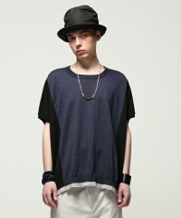 Wizzard / BOX KNIT<ボックスニット> # ネイビー
