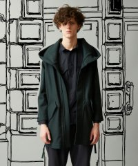 【2015AW 先行予約】 TROVE / ALK LONG PARKA<ロングウールパーカー> # 2色展開