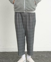 【2015AW 先行予約】 VICTIM / CHECK ANKLE EASY PANTS<チェックアンクルイージーパンツ> # 2色展開