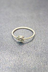 Garden of Eden / ローズリング<薔薇の指輪> # K10イエローゴールド