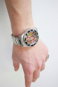 rehacer / Flower diver's watch<フラワーダイバーズウォッチ> # フラワー