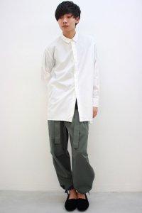 TROVE / ATELIER SHIRT<アトリエシャツ> #ホワイト