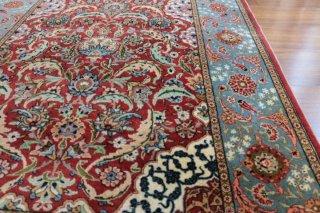 オールド絨毯 ヘレケ村で織られたヘレケ絨毯183x122cm