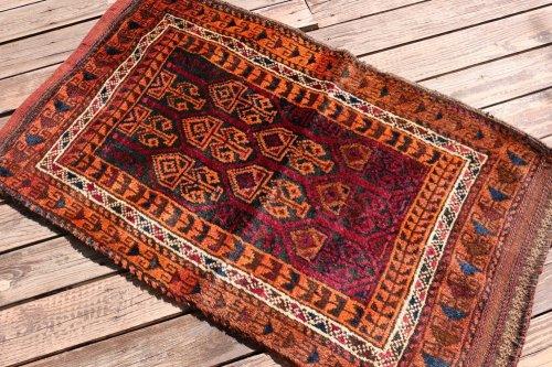 Collection アンティーク バルーチ族ヤストゥック 約100x59cm