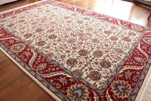 最高級ヘレケ絨毯 シュメル製 Hudayda
