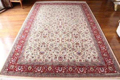 最高級ヘレケ絨毯 シュメル製 100周年記念