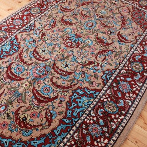 最高級ヘレケ絨毯 幻のシュメル スルタンアフメット  約181x111cm