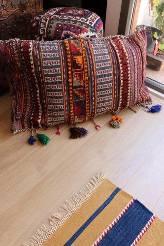 オールド絨毯 ヤストゥック 袋状 バルーチ 91x48cm