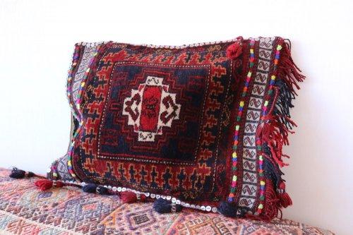 バルーチ族 遊牧民のバッグ  チャンタ