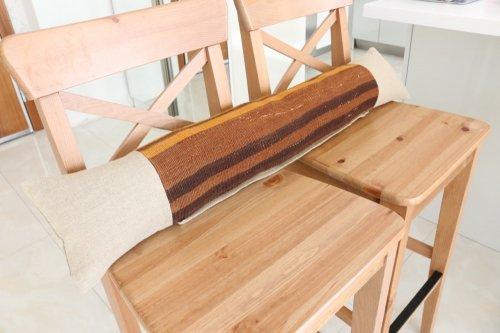 オールドキリムロングクッション  93x17cm  no.2