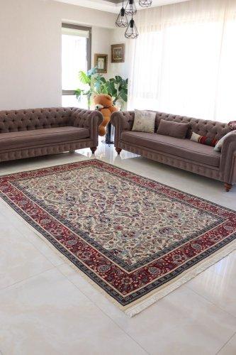 (S様ご検討中)(割引対象外)最高級ヘレケ絨毯  シュメル シャーレ   約296x198cm