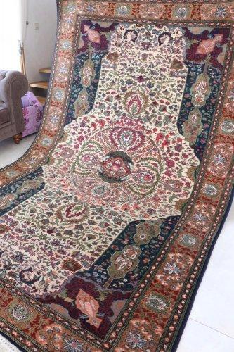 オールド 素晴らしいカイセリ絨毯  約300x194cm