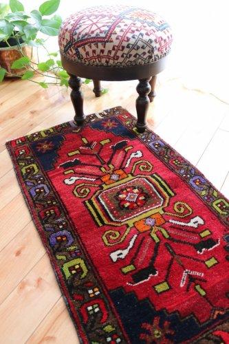 オールド絨毯  上品なシワス  ヤストゥック