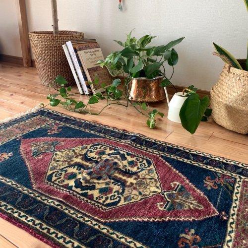 Collection トルコ絨毯 タシュプナル   107x56