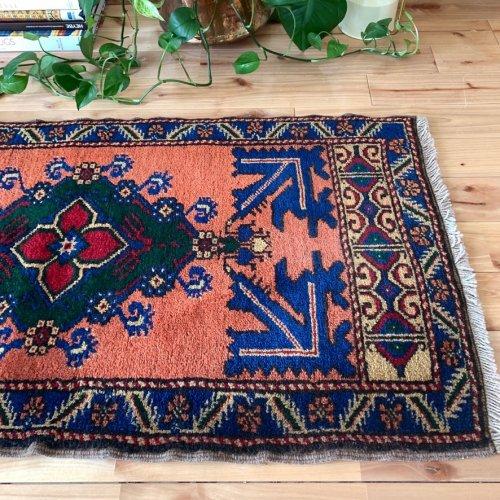 トルコ絨毯 タシュプナル 114x58