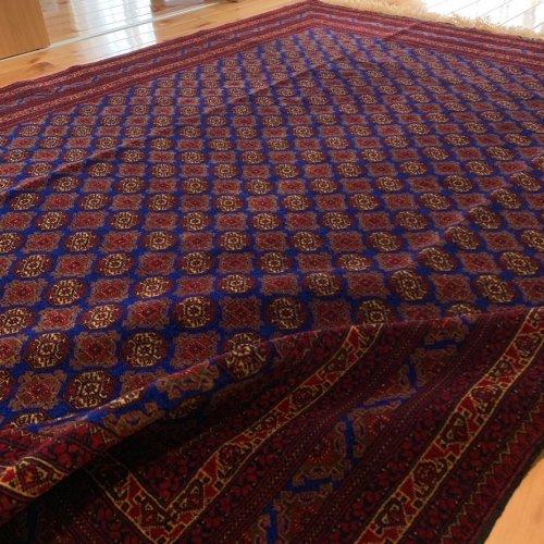 アフガン最高級絨毯ホジャロシュナイ 189x154cm