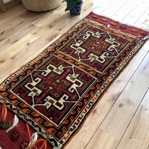 Collection アンティーク絨毯 ヤストゥック 100x46