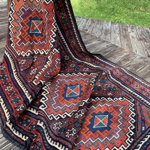 オールド絨毯 素晴らしいアンテプ 270x137