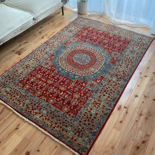 マムルーク絨毯 180x120cm