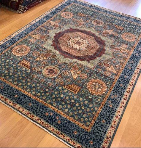 マムルーク絨毯 257x179cm