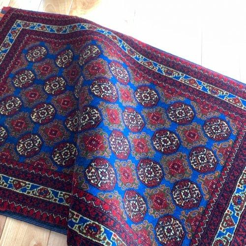 アフガン最高級絨毯ホジャロシュナイ 83x52cm