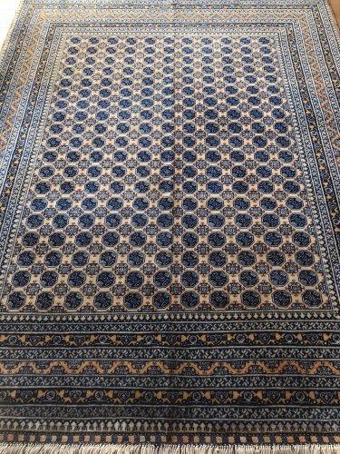 艶々 新色ホジャロシュナイ! 最高級アフガン絨毯   189x149
