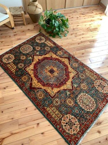 マムルーク絨毯 143x85