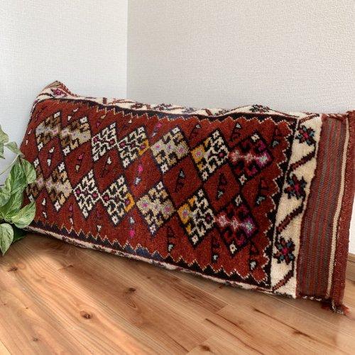 オールド絨毯 ヤストゥック 袋状 シャワク 94x51