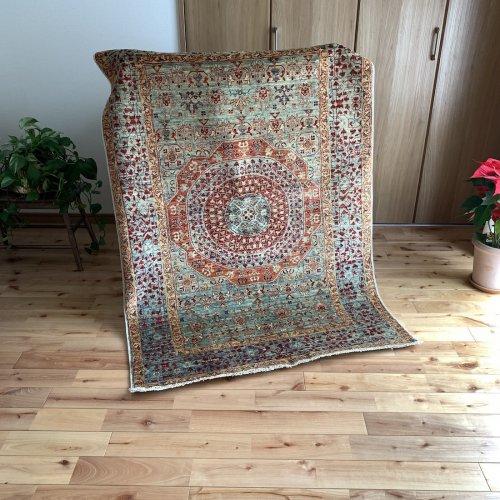 マムルーク絨毯 152x102