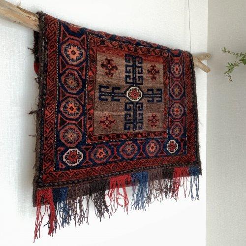 (ご予約品)バルーチ族 ハーフヘイベ