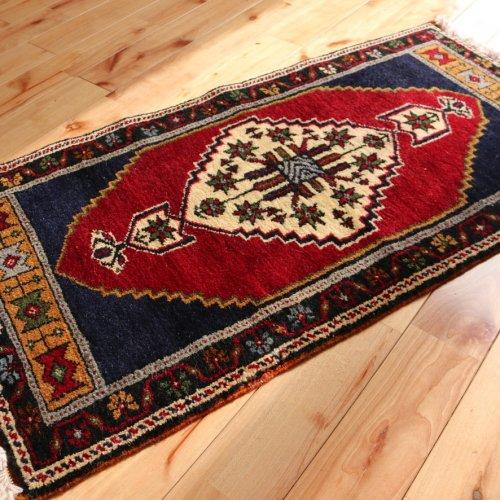 トルコ絨毯 ニーデ 98x51
