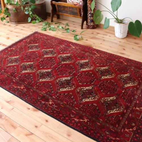 トルクメン絨毯 167x100