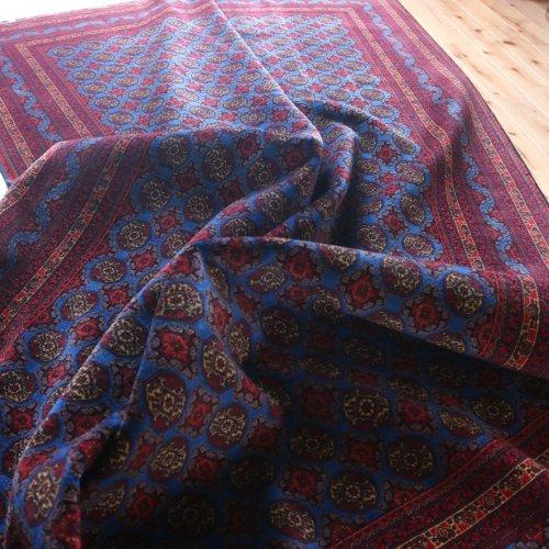 アフガン最高級絨毯 ホジャロシュナイ 242x167