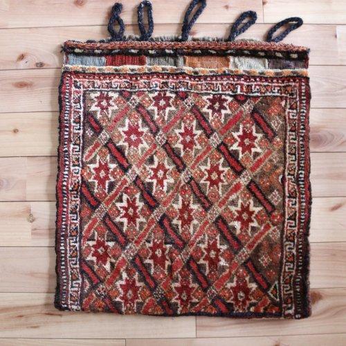遊牧民のバッグ カシュカイ 49x54