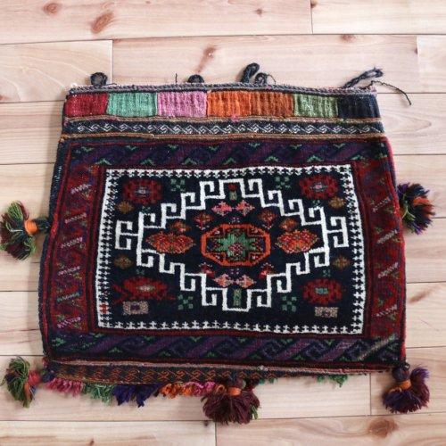 遊牧民のバッグ  ホロジン アフガンバルーチ 50x41
