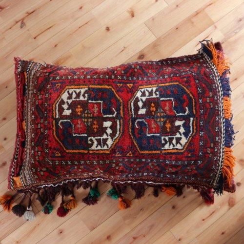 ヤストゥック・チュワル  袋状 バルーチ 85x50