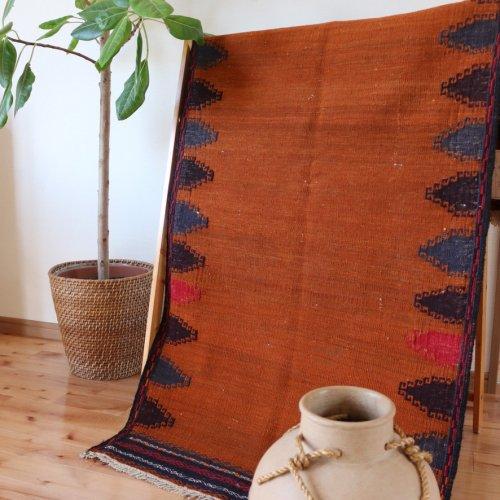 オールドキリム バルーチ族  163x77