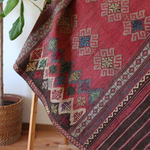 バルーチ族  可愛いソフラ 125x112