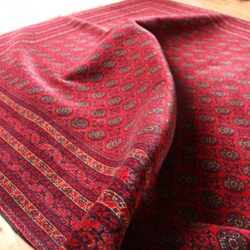 アフガン最高級絨毯 ホジャロシュナイ  238x180