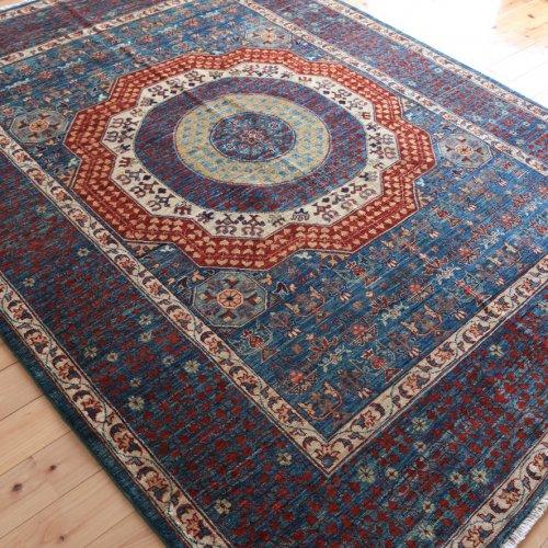 マムルーク絨毯 200x151