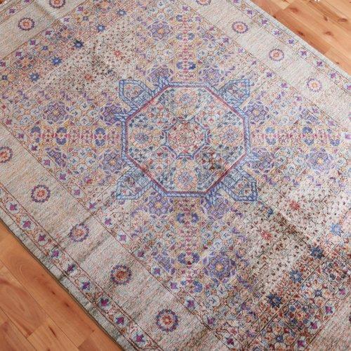 マムルーク絨毯 187x128
