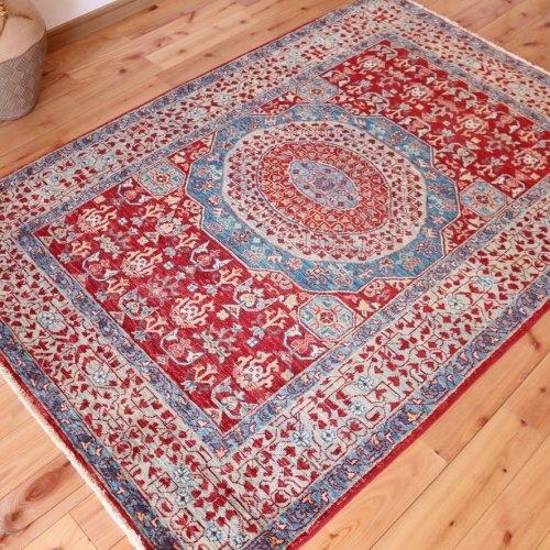 マムルーク絨毯 150x103